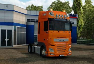 DAF XF Euro 6 – Low Deck v2.0 1.31.x