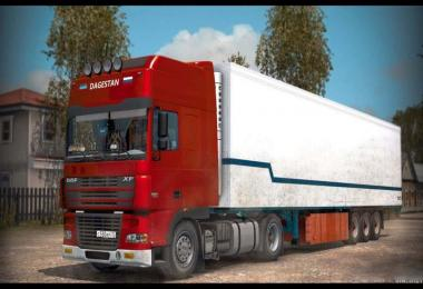 DAF XF Super Space Cab 1.31