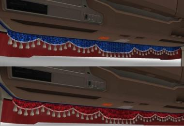 Danish Curtains Scania Next Gen v1.0