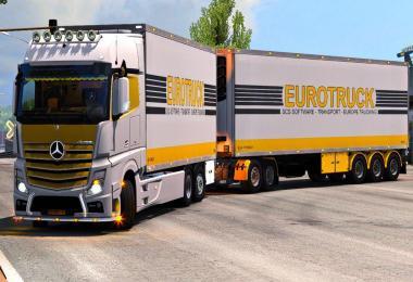 Devil BDF Tandem Truck Pack 1.31 v91.0