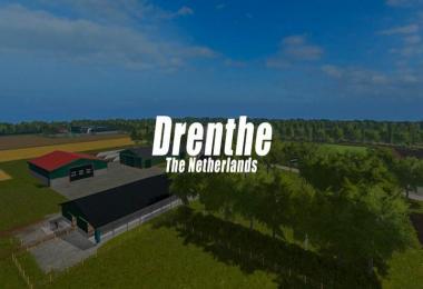 Drenthe Map v1.0.0.1