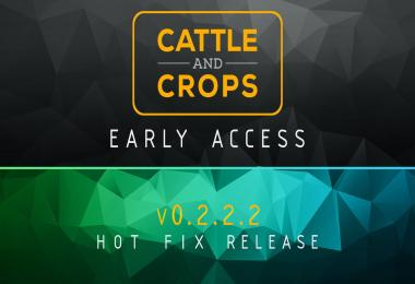 Early Access Update Release v0.2.2.2
