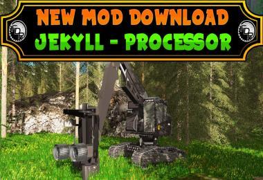 FDR Logging - Jekyll Processor v1.0