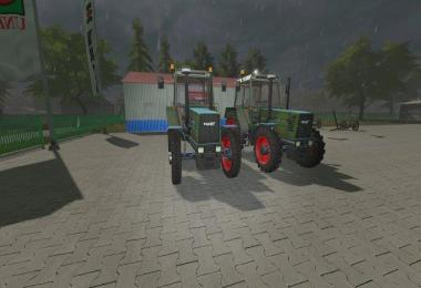 Fendt FAVORIT 600 LS TURBOMATIK v1.0