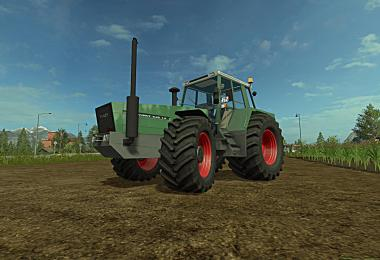 Fendt Favorit 620 - 626LS v1.0