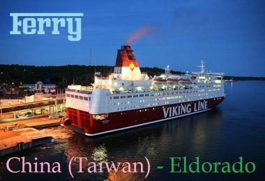 Ferry Taiwan - Eldorado v1.0