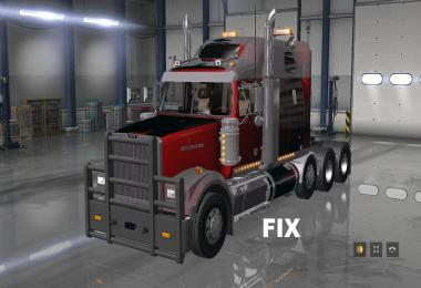 Fix for a truck Western Star 4900FA v1.0