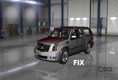 Fix for Cadillac Escalade ESV v1.0