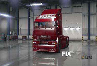 Fix for Kamaz-6460 truck (Tuning) v1.0
