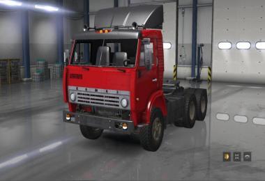 Fix for Kamaz truck 5410 v1.0