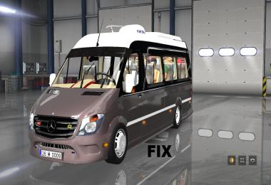 Fix for Mercedes Sprinter 2017 Dolmus v1.0