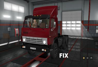 Fixed for truck KamAZ-53212/5410 v1.0