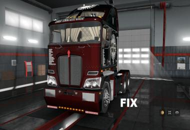 Fixed for truck Kenworth K200 v1.0