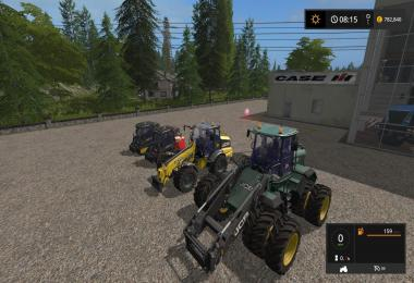 FS17 JCB loader Pack by Stevie