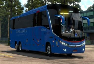 G7 1200 FACELIFT - MB O500rsd Euro 5 for ATS 1.31