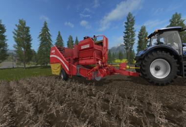 Grimme SE260 Potato harvester v1.0