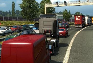 Hard Traffic Jam for All Versions