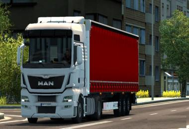 HQ MAN TGX Euro 6 Sound v1.0