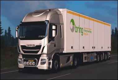 Iveco Stralis XP & NP v1.3.1 by Racing