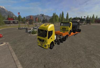 IVECO Trucks pack v1.0