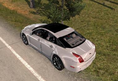Jaguar XJ (ATS 1.31)
