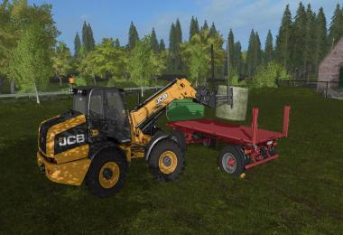 JCB TM 320 S v2.0