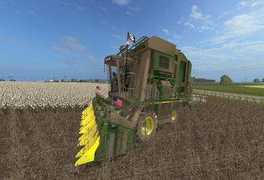 John Deere 7760 Cotton Picker fixed Final