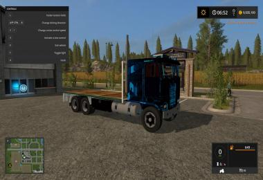 Kenworth K100 Epic Blue v1.0