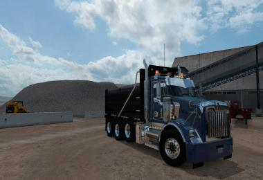 Kenworth T800 by ModSaver