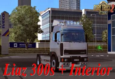 Liaz 300s + Fix 1.31.x by HellBoy
