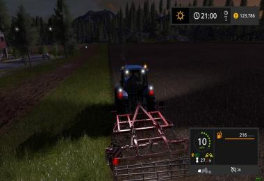 Light Hud Addon v1.0