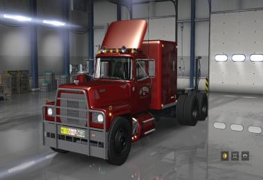 Mack RS 700 & RS 700 Rubber Duck version 12.07.18