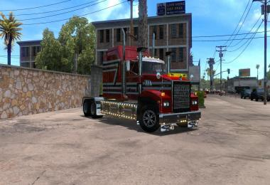 MACK TITAN NEW v3.7 FOR ATS 1.31