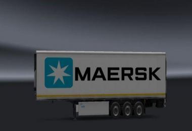 Maersk Trailers v1.0