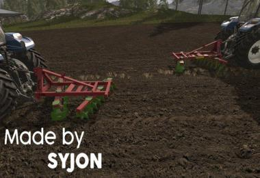 MarTech P-200 disc harrow v1.0