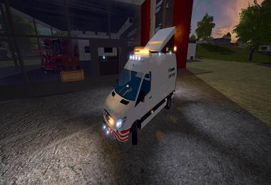 MB Sprinter 311 - 318 Transporter v1.1