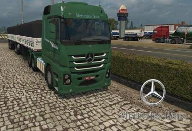 Mercedes Actros 2651 Special Series v1.0