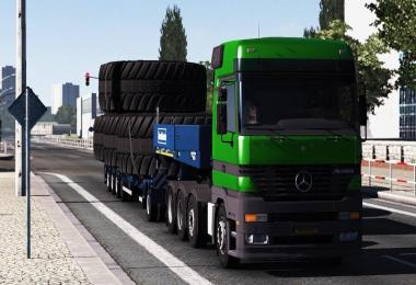 Mercedes Actros MP1 [19.07.18] 1.31.x