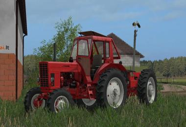 MTZ 82/80 BearFarm v2.0