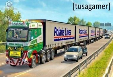 Multiple Trailer v1.5 for 1.31 by tusagamer