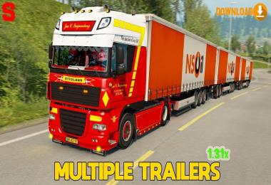 Multiple Trailer v1.5 1.31.x