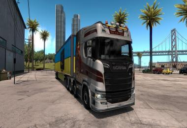 [Official] Scania Trucks Mod v1.7