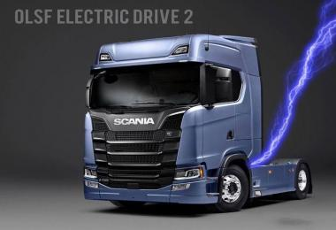 OLSF Electric Drive 2 for Scania S 2016 1.31.x
