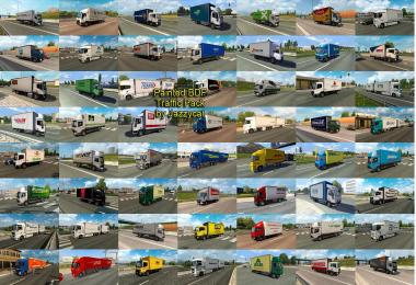 Painted BDF Traffic Pack by Jazzycat v3.4