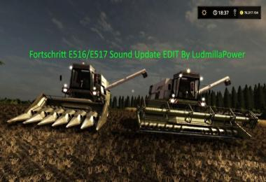 Progress E516 / E517 Sound Update EDIT v1.0
