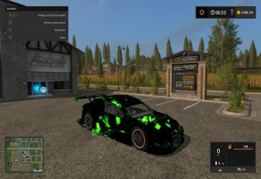 Ravenwest Chevy Green v1.0