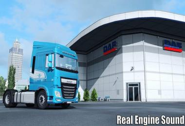 Real Engine Sound 1.31.x