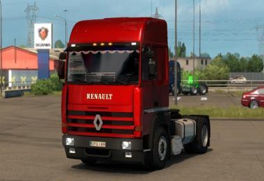 Renault Major v2.1 1.31.x