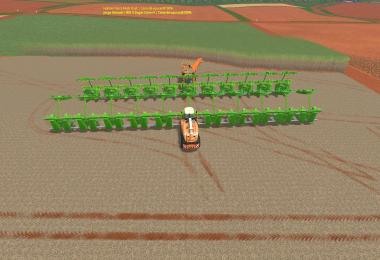 Sugarcane cutter 50 meters v1.0