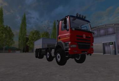 Tatra ITR 8X8 v1.0